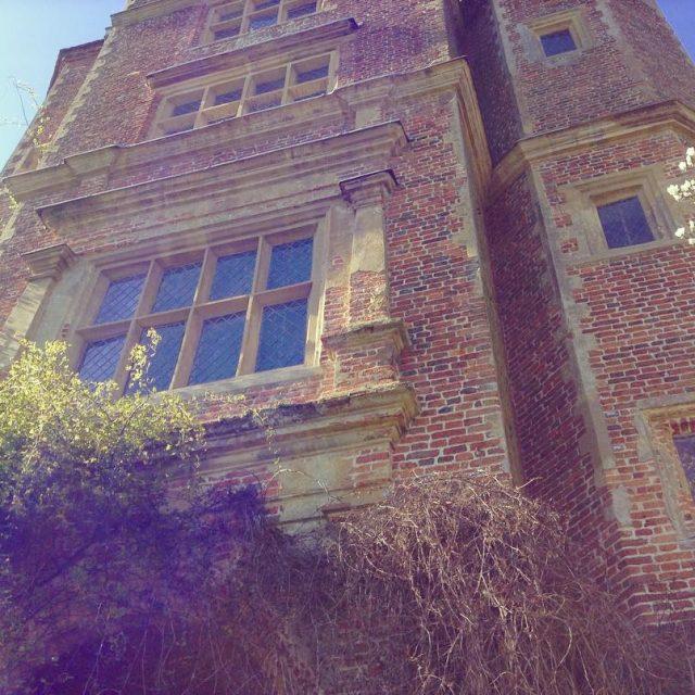 The tower Sissinghurst Garden Always inspiring